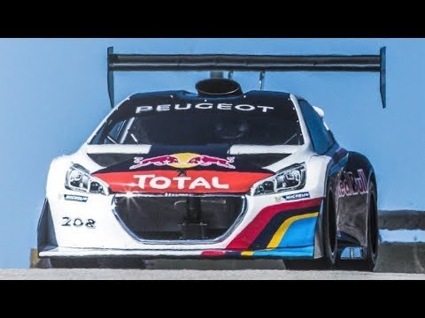 Peugeot 208 T16 Pikes Peak - 875Hp/875Kg // Sebastien Loeb All Time Record - UCCWPy8e7TkqGZH4zt4TiTNw