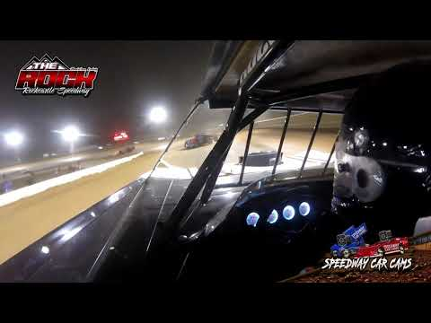 #28P Zane Powell - Late Model - 6-26-21 Rockcastle Speedway - In-Car Camera - dirt track racing video image