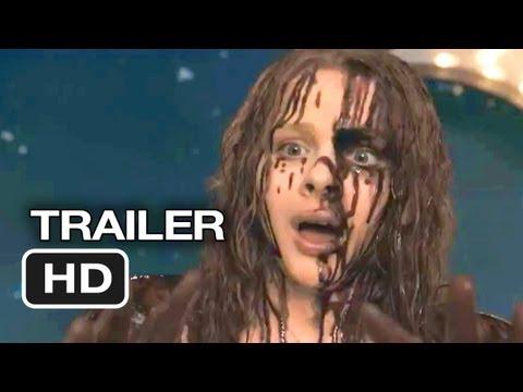 Carrie Official Trailer #1 (2013) - Chloe Moretz, Julianne Moore Movie HD - UCi8e0iOVk1fEOogdfu4YgfA