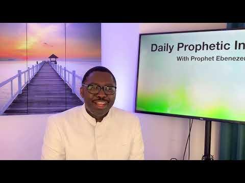 Prophetic Insight Apr 20th, 2021