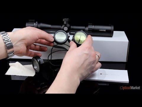 Прицел оптический Hawke Vantage 3-9x40 AO (Mil-Dot)