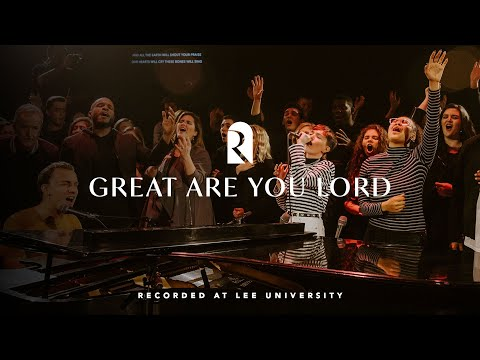 Great Are You Lord  Mark Barlow & MDSN  Revere: Unscripted (Official Video)