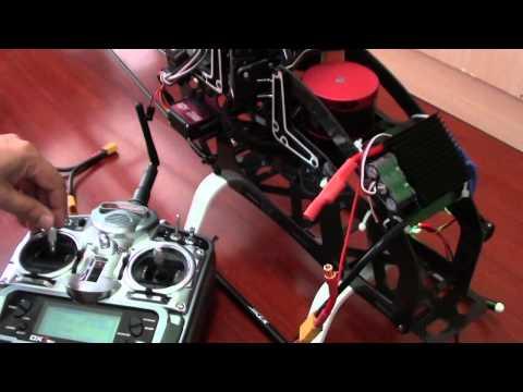 How to Program Hobbywing 120A-HV Opto ESC - UCsFctXdFnbeoKpLefdEloEQ
