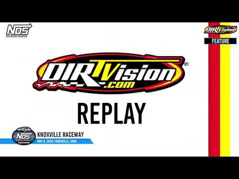 Highlights from the NOS Energy Drink World of Outlaws Invitational presented by McKay Group with Nationwide Insurance! After the COVID-19 Breakout, this is the first race of the 2020 season at Knoxville Raceway. The event was held with fans due to the pandemic. - dirt track racing video image