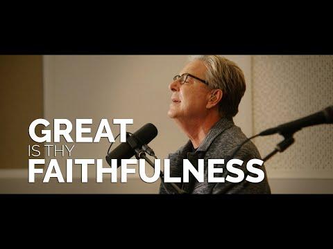 Great is Thy Faithfulness - Don Moen  An Evening of Hope Concert