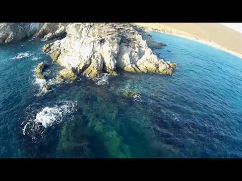 Avşa adasına havadan bakalım