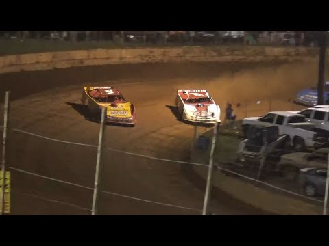 602 Late Model at Winder Barrow Speedway July 31st 2021 - dirt track racing video image