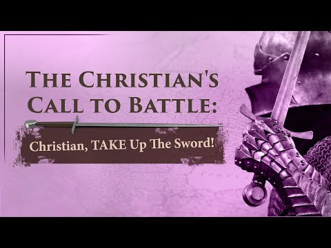 Christian, TAKE the Sword of the Spirit - Tim Conway