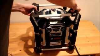 Raadio Bosch GML 50