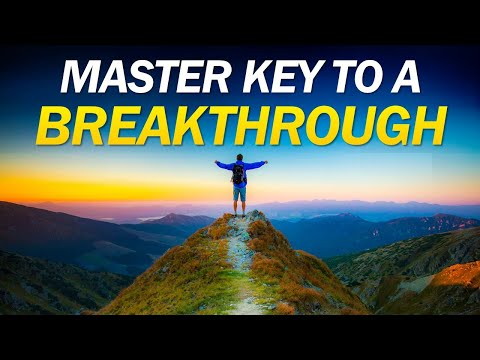 Master KEY to a BREAKTHROUGH - Live Re-broadcast