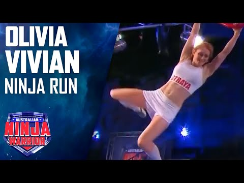 Olivia Vivian Full Run   Australian Ninja Warrior 2017 - UC1m-_gXpsBATPL_HSVzMBfA