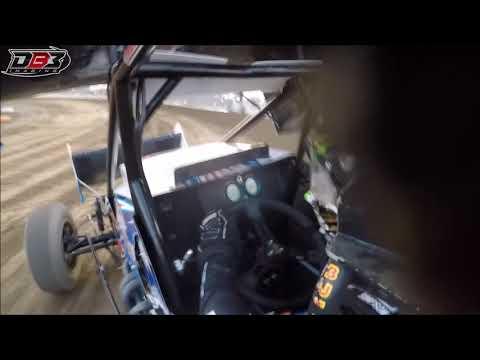 Attica Raceway Park ONBOARD 8|18|2017 - dirt track racing video image