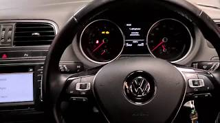 Reset service Volkswagen POLO 6C Restyling