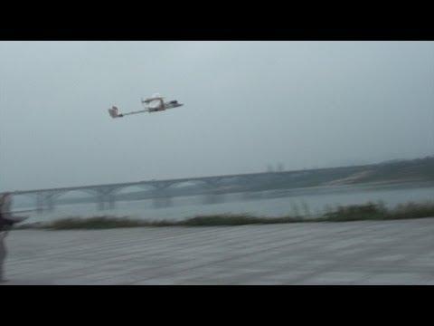 Home Made UAV Glider -- It Flew but - UCsFctXdFnbeoKpLefdEloEQ