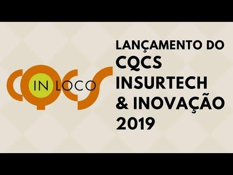Imagem post: Lançamento do CQCS Insurtech & Inovação 2019