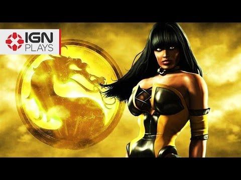 Mortal Kombat X: Tanya Mod Gameplay - IGN Plays - UCKy1dAqELo0zrOtPkf0eTMw