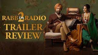 Rabb Da Radio 2 | Trailer Review | Tarsem Jassar | Simi Chahal | Dainik Savera