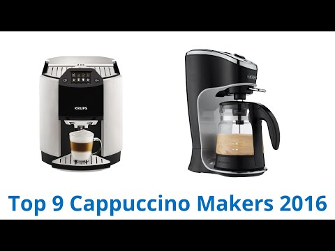 9 Best Cappuccino Makers 2016 - UCXAHpX2xDhmjqtA-ANgsGmw