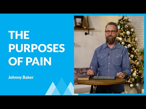 The Purposes of Pain with Johnny Baker