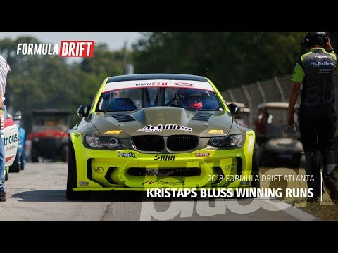 Kristaps Bluss Winning Runs at Formula Drift Atlanta 2018 | #bitlook - UCzs2yLhWpSxaHnkDB4X6Z7Q