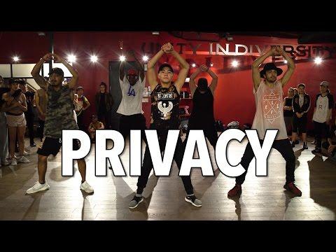Chris Brown - Privacy - Choreography by Alexander Chung | Filmed by @RyanParma - UCokTNPfCQMbe5lrQ-z_Vidw