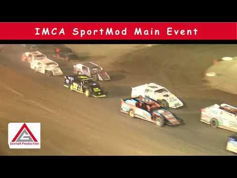 Central Az Speedway  IMCA SportMod Main  September 25 2020 - dirt track racing video image