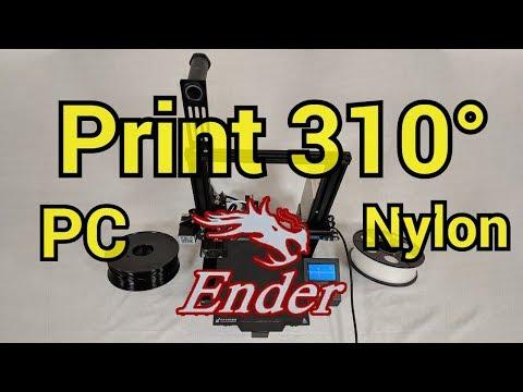 Ender 3 3D Printer | Review | UPGRADES! | mdp lt