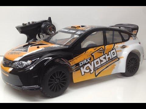 Kyosho DRX VE One 11 Rally Car - First Look! - UCSc5QwDdWvPL-j0juK06pQw