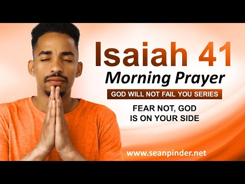 FEAR NOT, God is on Your Side - Morning Prayer