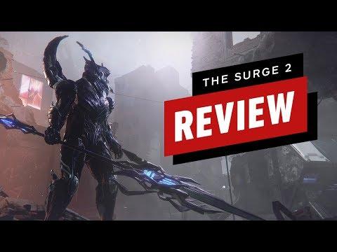 The Surge 2 Review - UCKy1dAqELo0zrOtPkf0eTMw