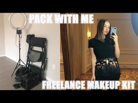 WHATS IN MY FREELANCE MAKEUP KIT | MINIMAL BUT EFFECTIVE - UCvIwi6KCreq5bR1S7e6umdQ