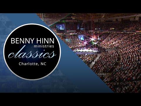 Benny Hinn Ministry Classic - Charlotte, North Caroline 2001 Part 1