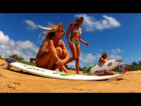 At Home In Kauai - Alana Surfer Girl Ep 101 - UCfNAMNoNxYWk-CccrE3Qkaw