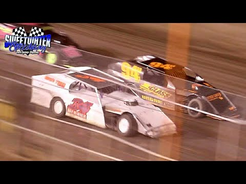 Sweetwater Speedway IMCA Modified Main Event 7/2/21 - dirt track racing video image
