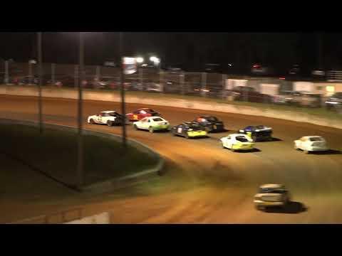 04/23/21 Amateur 4 Feature Race - Oglethorpe Speedway Park - dirt track racing video image