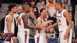 Virginia Tech's Big First Half Propels Them To Victory