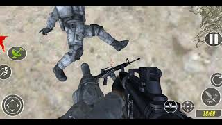 Modern Commando Shooting Mission(By Spiritapps) Android Gameplay[HD]
