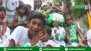 Residents of Hyderabad celebrated Independence Day with traditional zeal