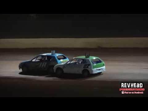 Junior Sedans Top Stars - Final - Maryborough Speedway - 15/5/2021 - dirt track racing video image