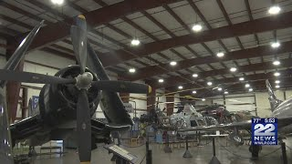 Families celebrate National Aviation Day