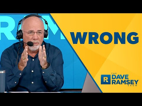 You're Doing the Dave Ramsey Plan Wrong!!