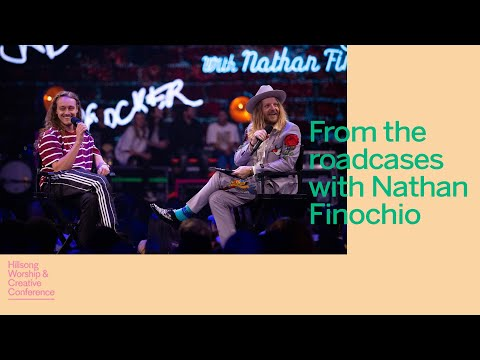 From The Roadcases with Nathan Finochio & Friends  Hillsong Worship & Creative Conference 2018