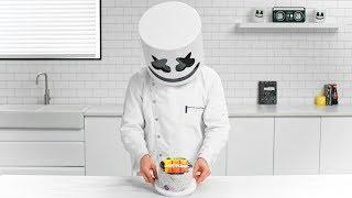 Joytime III Party Cake | Cooking with Marshmello