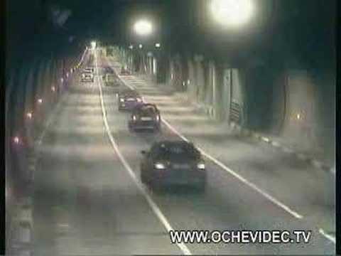 Death Tunnel in Russia