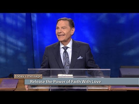 Release the Power of Faith With Love