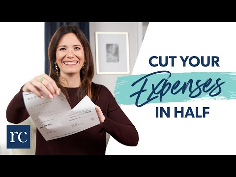 8 Ways to Cut Your Expenses in Half