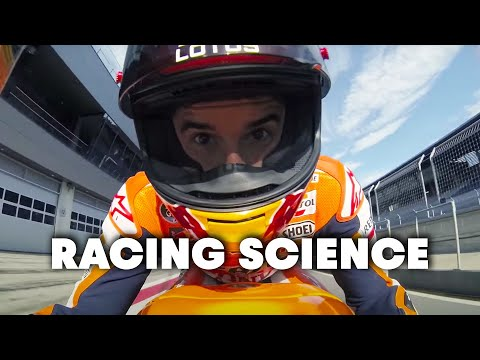 Marc Marquez Racing Science | Moto GP - UCahqHsTaADV8MMmj2D5i1Vw