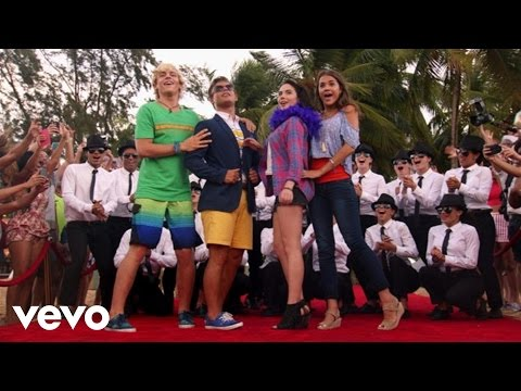 "Ross Lynch, Maia Mitchell - Silver Screen (From ""Teen Beach 2"") - UCgwv23FVv3lqh567yagXfNg"