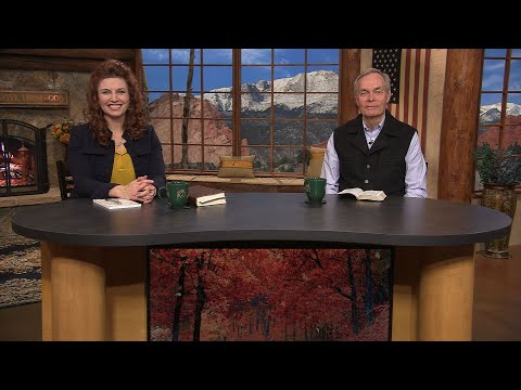 Charis Daily Live Bible Study: Andrew Wommack - November 24, 2020