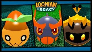 FINDING ALL *NEW* LOOMIAN SPECIES! | Loomian Legacy (Roblox)